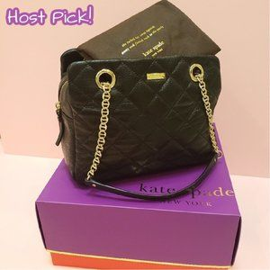 *NEW* Kate Spade Quilted Leather Chain Strap Bag
